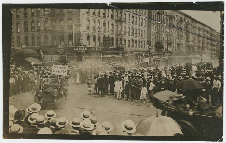UNIA Rally Harlem 1920
